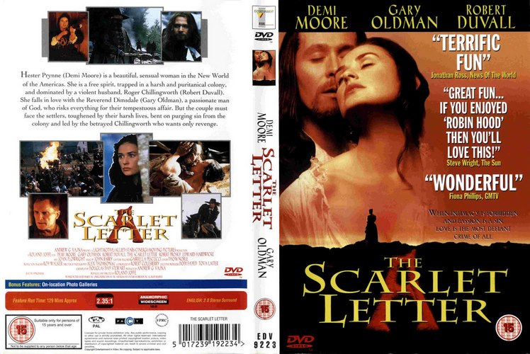 the marvelous meaning of the scarlet letter The scarlet letter was the first, and the tendency of criticism is to pronounce it the most impressive, also, of these ampler productions it has the charm of unconsciousness the author did not.