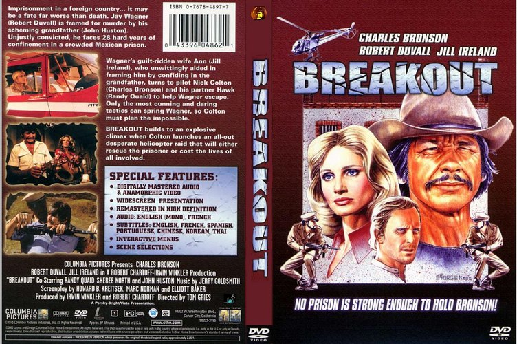 Sheree North Nue dans Breakout lt ANCENSORED