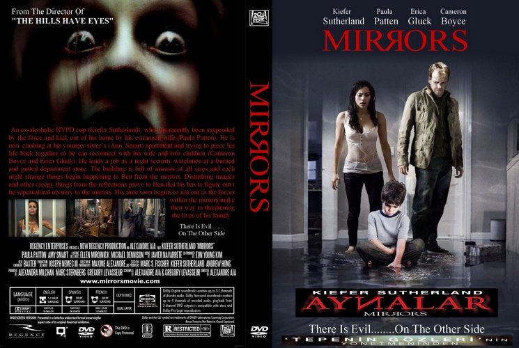 Trailor for the movie mirrors