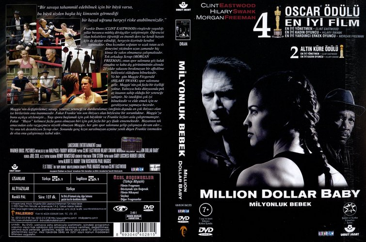 Million Dollar Baby Stories from the Corner F X Toole