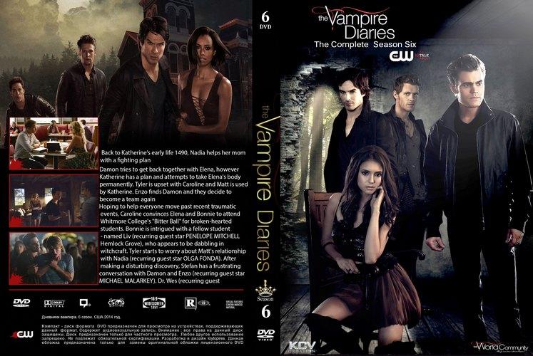 Новые герои в седьмом сезоне сериала дневники вампира