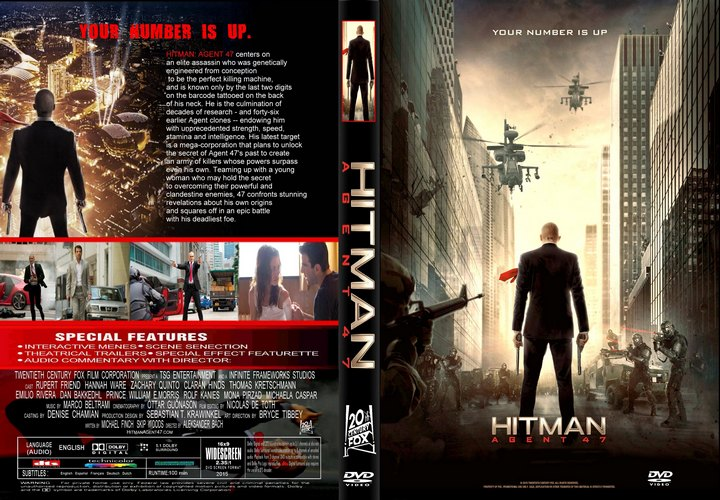 20p Hitman: Agent 47 kijken naar de film in het