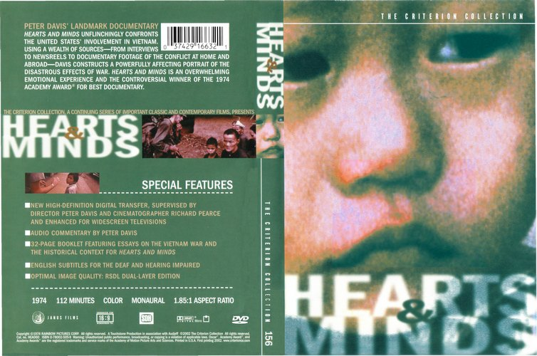 the contradictions about america in the documentary hearts and minds A great documentary can be a powerful antidote to a short historical memory forty years ago, hearts and minds exploded the american myth of rectitude and invulnerability, capturing, in still.